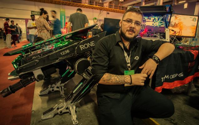 Confira o computador de R$ 70 mil apresentado na Campus Party deste ano