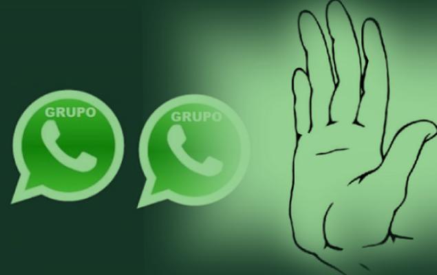 Whatsapp agora permite que o usuário rejeite convites para grupos