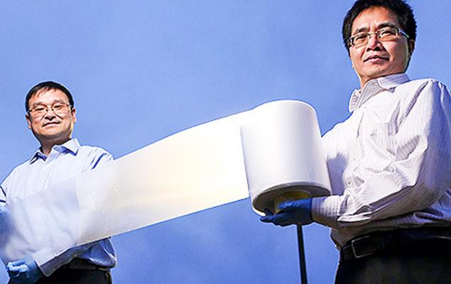 Película para telhados substitui o ar condicionado com zero consumo de energia