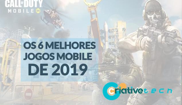 Jogos mobile: os 6 melhores de 2019