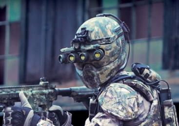 Ciborgues farão parte das Forças Armadas dos EUA até 2050