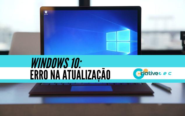 Windows 10: atualização causa erros em milhares de máquinas