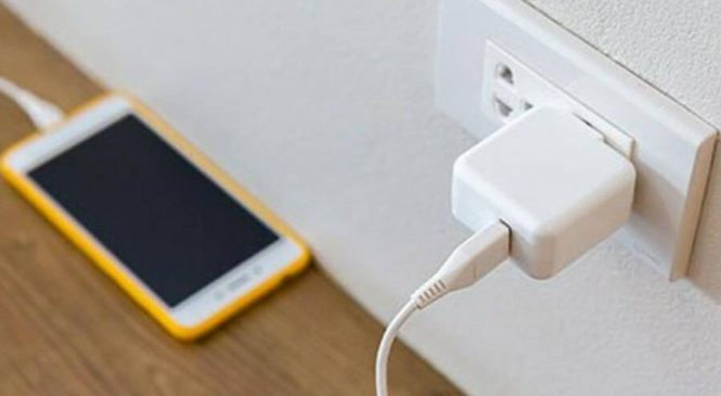 Nova tecnologia  carrega celular em 5 minutos
