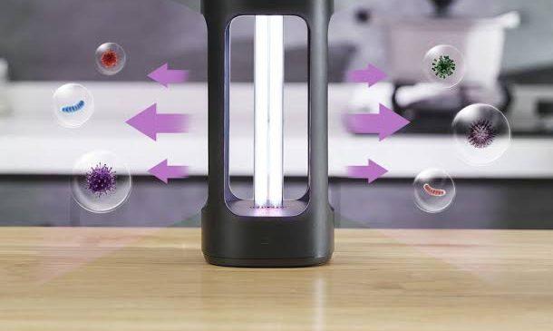 Xiaomi cria lâmpada que mata até 99% dos vírus e bactérias