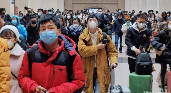Coronavírus: outros 12 países confirmam casos da doença