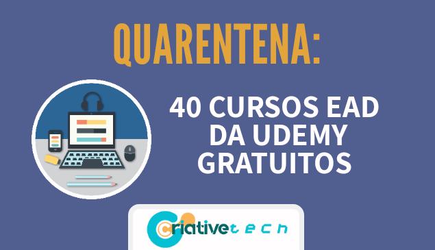 Coronavírus: Udemy libera 40 cursos de tecnologia e programação gratuitos para quarentena