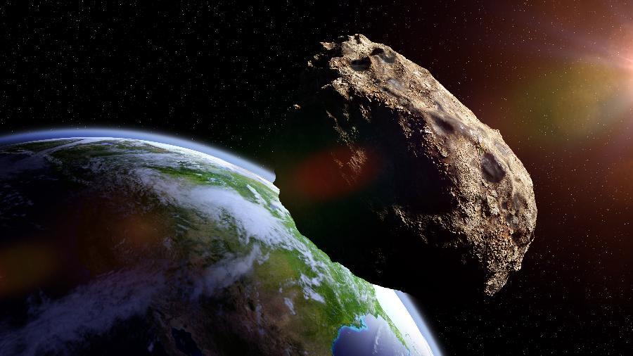 Nasa avisa que asteroide gigante vai se aproximar da Terra neste mês