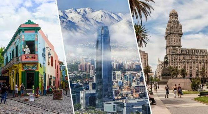Preço de viagens despenca, pacotes 2021 para América do Sul por apenas R$ 799