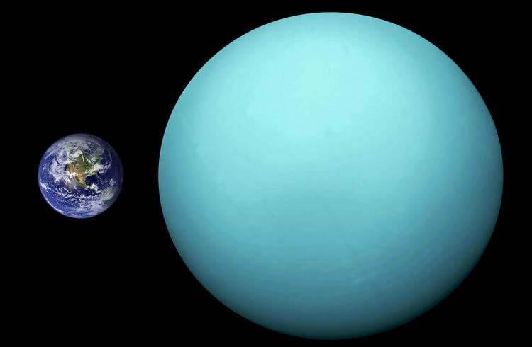 "Nasa informa que Urano está ""vazando"" gás"