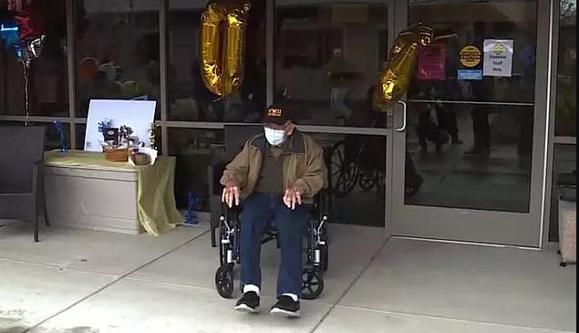 Coronavírus: com 104 anos, sobrevivente da gripe espanhola também vence o Covid-19
