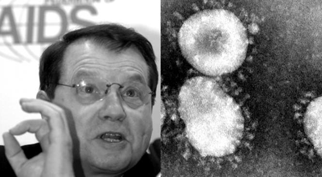 Coronavírus foi criado em laboratório, diz cientista que descobriu o HIV