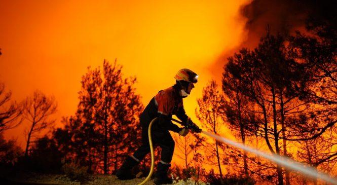 Chernobyl: incêndio pode contaminar ar em Kiev