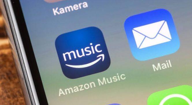 Quarentena: Amazon libera 3 meses grátis em seu stream de música