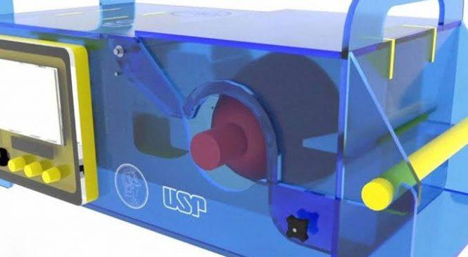 Coronavírus: USP tem sucesso em teste do respirador mais barato e rápido