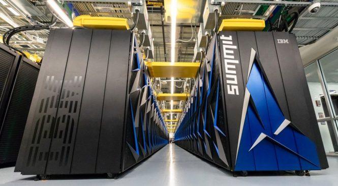 Coronavírus: supercomputador da IBM descobre formas de conter Pandemia