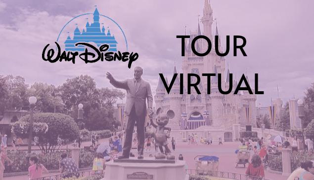 Quarentena: Disney ganha tour virtual para visitas
