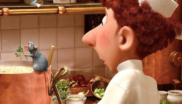 Pixar lança série no YouTube para ensinar receitas de pratos dos filmes