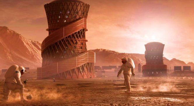 Nasa vai pagar pessoas para simulação de viagem a Marte
