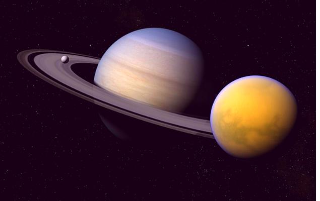 Nasa vai levar submarinos para explorar oceanos em lua de Saturno