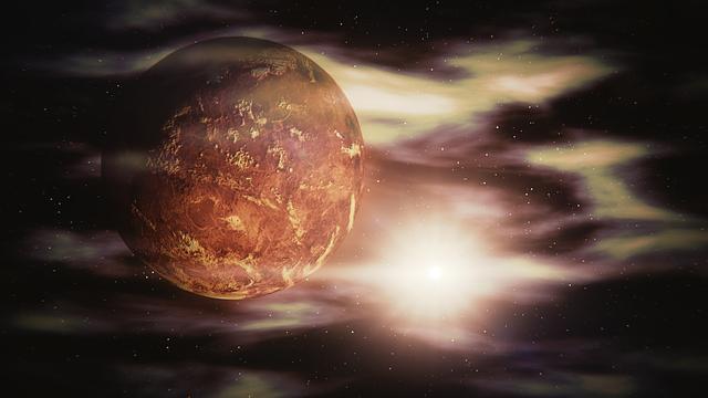 Cientistas acham possível evidência de vida em Vênus