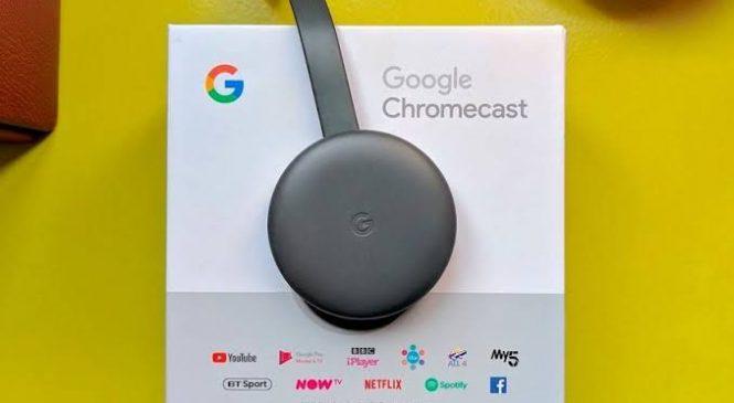 Google vai dar Chromecast para quem assinar YouTube