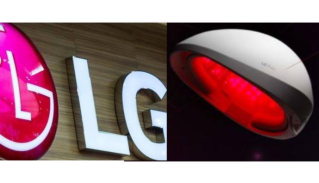 LG lança capacete para tratar a calvície masculina