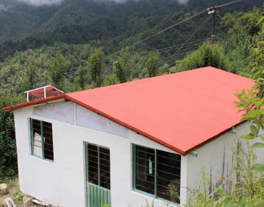Casa popular sustentável de 130m² é construída em 7 dias e com apenas R$ 1.348
