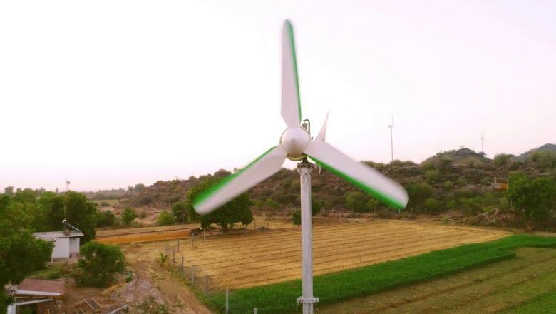 Gerador eólico Avatar: custa um iPhone e pode gerar energia por mais de 20 anos!